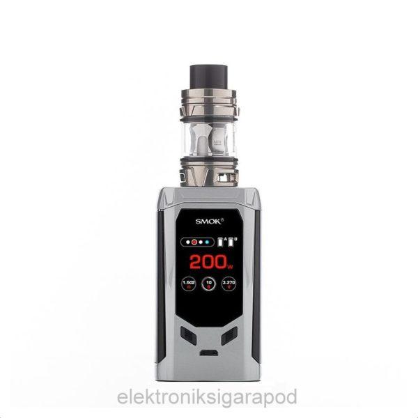 Smok R-Kiss Kit 200W Gri Elektronik Sigara