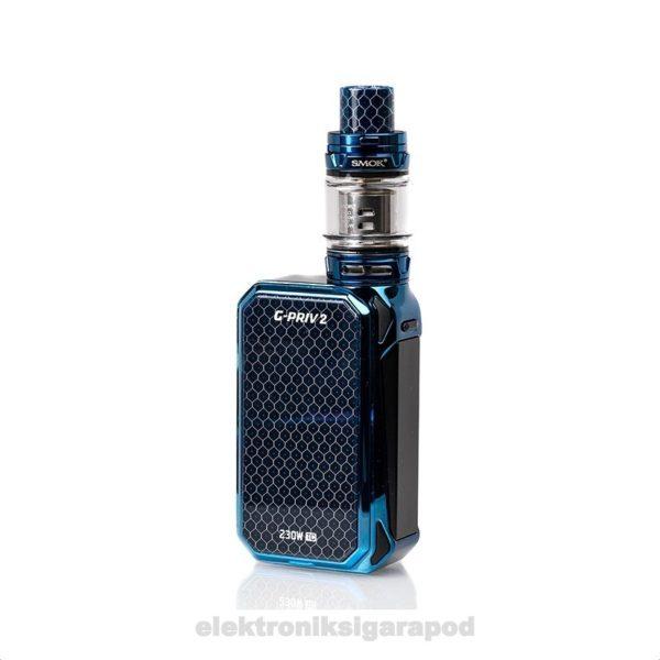 Smok G-Priv 2 Tfv8 Kit 230W Mavi Elektronik Sigara