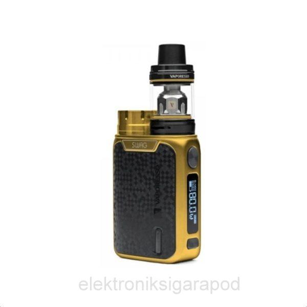 Gold Vaporesso Swag 80W TC Starter Kit