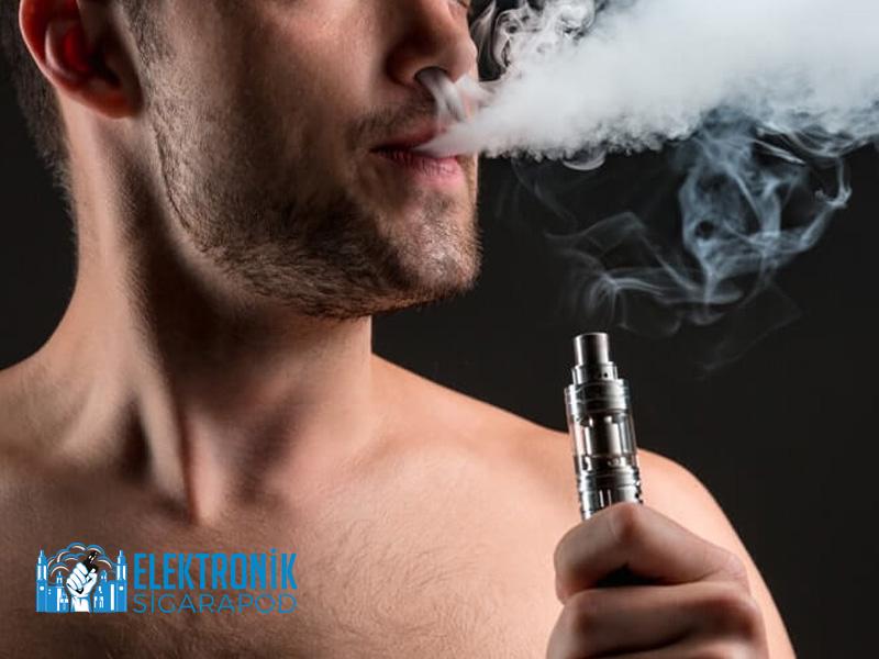 Sigarayı bırakmada etkili e sigara