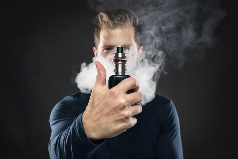 Elektronik sigara çalışma sistemi