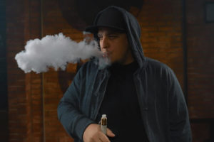 Elektronik sigara içicisi