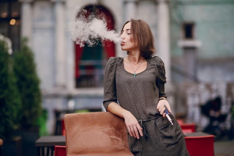 E-sigara satış noktası